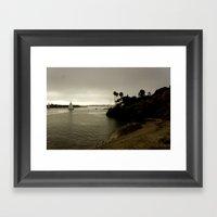 Sail On Framed Art Print