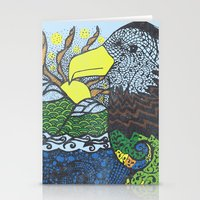 Conscious State Of Dream… Stationery Cards