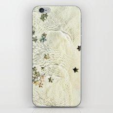 Stars In The Sand iPhone & iPod Skin
