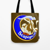 Scapegoat for Hire Tote Bag