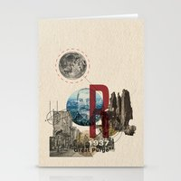 The Great Purge  Stationery Cards
