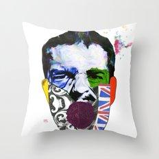 Mr Brandon Flowers, Hey Hot Stuff! Throw Pillow