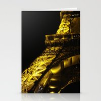 Paris Lights Stationery Cards