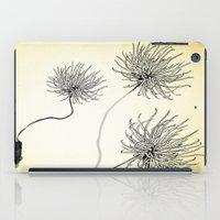 Thistles iPad Case