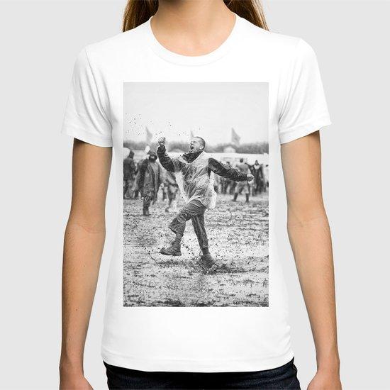 Mud and Techno T-shirt