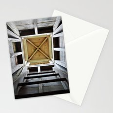 Up the Rung Ladder Stationery Cards