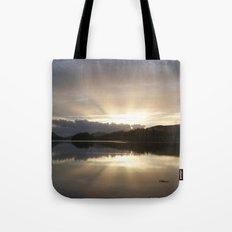 Last Rays Tote Bag