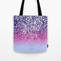 Spark Variations VIII Tote Bag