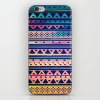 SURF TRIBAL PATTERN iPhone & iPod Skin