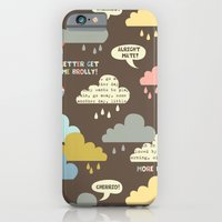 Rainy London iPhone 6 Slim Case