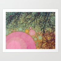Jubilant -- Love Grows Art Print