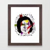 GroupLove Framed Art Print