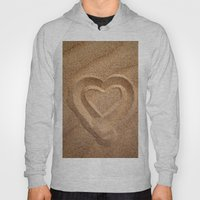 Two Hearts As One Hoody