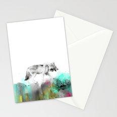 Wild No. 3 // Wolf Stationery Cards
