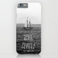 iPhone & iPod Case featuring Sail Away by Adam Ragan