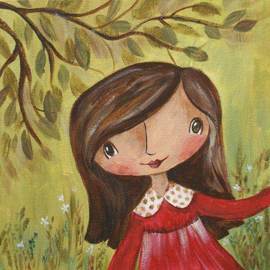Tabitha Art Print
