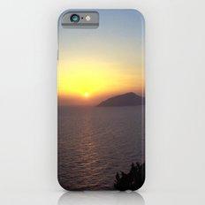 Greek Sunset iPhone 6 Slim Case