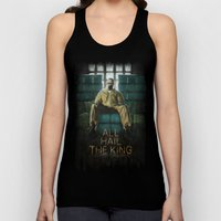 ALL HAIL THE KING Unisex Tank Top