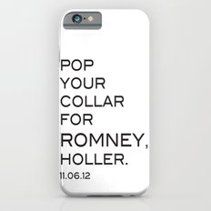 Pop your collar Slim Case iPhone 6s