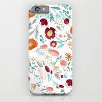 iPhone & iPod Case featuring Floral No. 1 by Stephanie Fizer Coleman