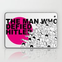 The Man Who Defied Hitle… Laptop & iPad Skin