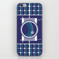 New Worlds iPhone & iPod Skin