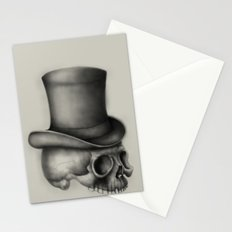absinthe was my refuge Stationery Cards