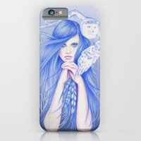 iPhone & iPod Case featuring Northwind by Andrea Hrnjak