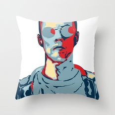 Andrew Reynolds Throw Pillow