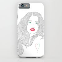 iPhone & iPod Case featuring Love by Pifla