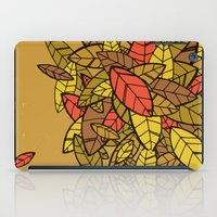 Autumn Memories iPad Case