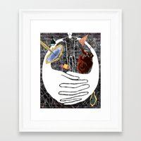 let them all come to me! Framed Art Print