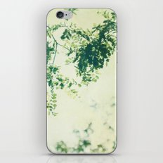 I Don't Know Whats Next iPhone & iPod Skin