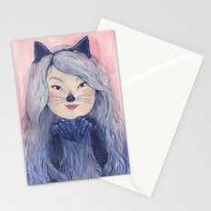 BaeBae Kitty Stationery Cards
