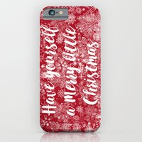 Have Yourself A Merry Li… iPhone 6 Slim Case