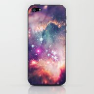 The Universe Under The M… iPhone & iPod Skin