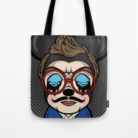 Mickey Boy Tote Bag
