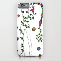 iPhone & iPod Case featuring Hera by Naná Monteiro
