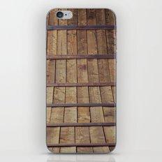 tunnelwall iPhone & iPod Skin