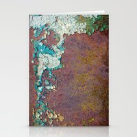 Paint Mosaic Stationery Cards