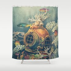 Seachange Shower Curtain