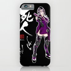 Deadly Technique Kunoichi iPhone 6 Slim Case