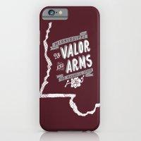 Mississippi Motto (Maroon) iPhone 6 Slim Case