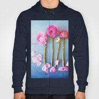 Wild Flowers And Spring … Hoody