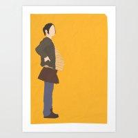 Juno Art Print
