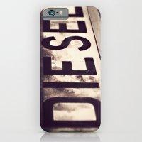 DIESEL iPhone 6 Slim Case