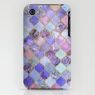 iPhone & iPod Case featuring Royal Purple, Mauve & In… by Micklyn