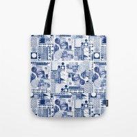Mittela Pattern Tote Bag