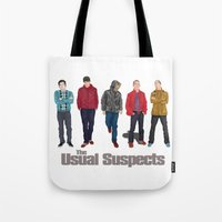 The Usual Suspect Casual… Tote Bag