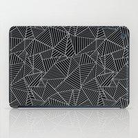 Ab 2 R Black and Grey iPad Case